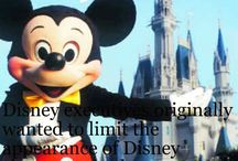Walt Disney world facts and did you knows