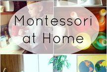 Montessori at home