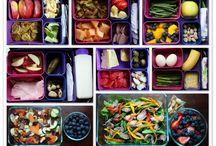 Lunch ideas / by Amy Jones