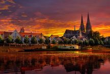 Danube River Cruise & Regensburg / We're taking a trip to Germany and cruising on the Scenic Opal from Nuremberg to Budapest.  Saving the hi-lights we plan to enjoy from a pre-cruise stay in Regensburg, Germany to sites along the river.