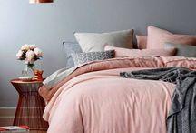 Trendspotting - Rosegold - Ulla Blennemann / Inspiration for interior design and decoration with the alltimefavourite and trend colour rosegold. - Ulla Blennemann