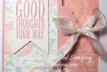 scallop tag topper punch cards