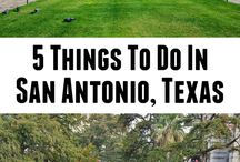 Upcoming Trips: San Antonio