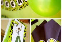 children's party ideas / by Nash S
