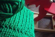 My knits - Hobby