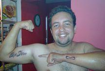 Minhas Tatto / Tatto que eu tenho.