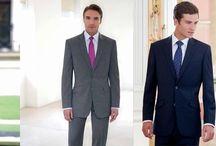 Grey Suit Combinations