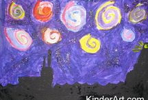 Van Gogh Lesson Plans / Vincent van Gogh lesson plans and teaching resources. Hands on activities for art appreciation.