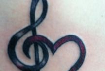tattoos music