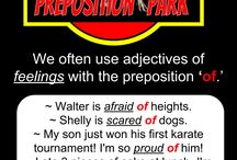 A fun way to learn English prepositions! / Sign for my FREE weekly English newsletter @ worldenglish808.com/newsletter.html