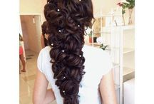 Hair designs For Prom / These are wonderful hairstyles for prom I hope u like!