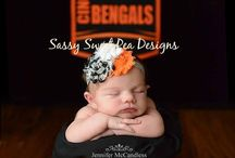 Cincinnati Bengals Baby Fun / Cincinnati Bengals Baby Fun - Showers, Pictures, Ideas, & Fun Products / Merchandise