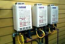 Water Heaters - Options, Buying Guides, and tips / by E-Conservation Home Energy