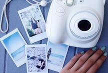 Polaroid instax