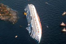 incidenti navali / catastrofi del mare