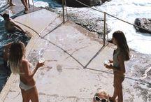 On Holiday / Swimwear & Beach Essentials Board  / by Unique Vintage