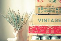 Vintage Christmas / by Mitzi James