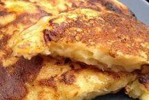 pancakes /blinis