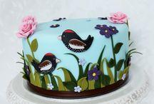 cutesy cakes