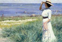 L'arte in vacanza al mare / Una piccola galleria per chi non può fare a meno di andare in vacanza senza mettere da parte l'arte