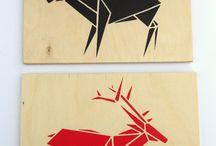 Stencil art