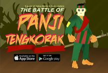Panji Tengkorak Game / Mobile Games which adapted from legendary Indonesian comic book.