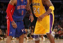 Basketball players I like