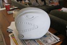 Cowl, Helmet, and Mask Tutorials