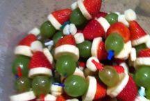 Christmas food / by Lisa Kent