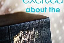 bible ideas / by Tnj Dickenson