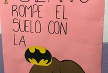 carteles 6to