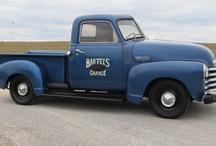 my love of old trucks