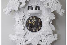 Cuckoo Clocks / by Barbara Reeser