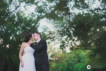 Cowley Photography - Bride and groom