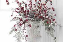 Christmas decor ideas / by Christine Werner