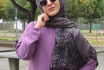 Hijabs / NEW HIJAB STYLES