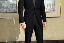 Suits - Black / Black is Black