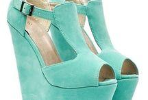 Sapatos para garotas