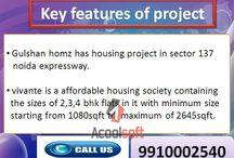 resale in gulshan vivante (9910002540) sector 137 noida expressway