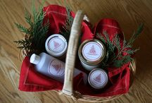 Gifts to Make / Natural, homemade gifts to make for teachers, friends and family