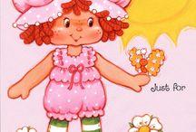 Illustration - Strawberry Short Cake