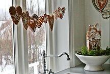 Ventanas en San Valentín / Ideas para decorar tus ventanas en San Valentin