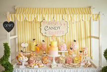 Birthday Party Ideas / by Amy Fedalizo-McCullough