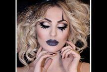 Character makeup / Clown