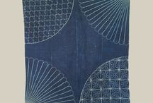 Sashiko Furoshiki / by Shibori Dragon