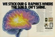 Classic Game Ads / Does what is says on the tin. Really.