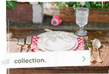 Unearthed Vintage Inventory / Items you can rent for your special day.