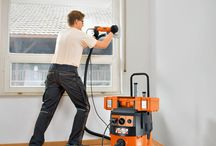 FEIN Vacuums & Dust Extractors / High performance, quality dust extractors from FEIN Power Tools.