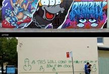 Street art & other art