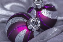 Dreaming of a Puple Xmas